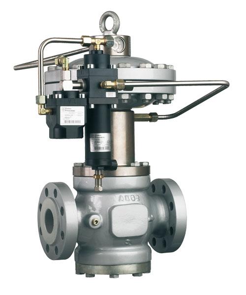 пилотные регуляторы давления газа